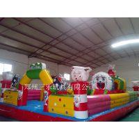 河北省廊坊市充气蹦床玩具包价格对比/市场价调查