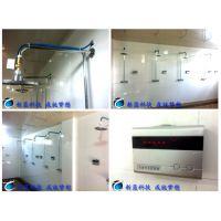 新蓝J501浴室刷卡机、全国一卡通系统领跑者、苏州浴室节水器、苏州洗澡刷卡机