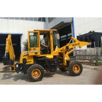 新款两头忙 挖掘装载机 轮式挖掘机 小型装载机 多功能挖装机