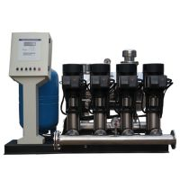 厂价直销 Spring/斯博瑞BSW40系列无负压变频供水设备,自来水增压加压设备,罐式无负压供水