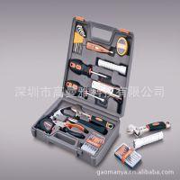 促销礼品批发 便携 多功能 维修工具 组合工具 家用工具组合 工具