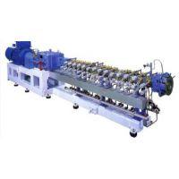 电池隔膜生产线 双向拉伸生产线 挤压造粒机组 双螺杆挤出机 塑料机械 注塑机 压铸机 中空成型机