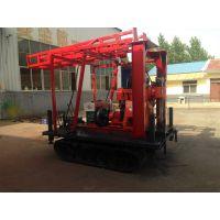 徐州中地改装长探100型钻机、塔泵一体式履带钻机改装