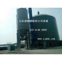 钢板筒仓,大型钢板库,仓储设备生产厂家-诺德钢板库公司