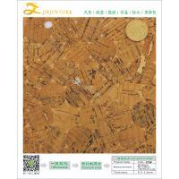 捷骏供应 环保优质 吸音隔热 广州水松纸 软木壁纸 大量批发