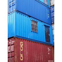 超低价销售二手集装箱,集装箱定做改装