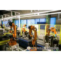 全国头家工业机器人培训机构——武汉金石兴