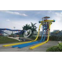 长隆水上乐园设备天外来客水滑梯水上游艺设备