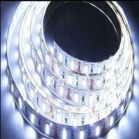 厂家热卖 5630 高亮60珠led软灯条不防水 12V 5630 裸板软灯带
