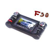 厂家直销 F30 双镜头行车记录仪 汽车黑匣子 行驶记录仪