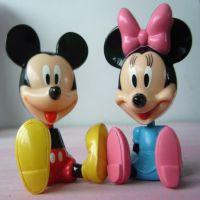 加工PVC米奇玩具  小朋友的喜爱  欢迎新老客户洽谈