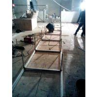 供应内蒙回转火锅设备丨火锅传送带丨回转火锅生产厂家