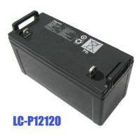 松下LC-P12120 机房专用原装松下蓄电池 12v120ah