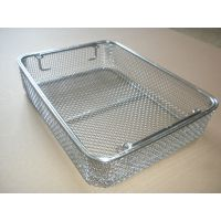 篮筐厂家支持混批表面电解抛光耐高温的篮筐 可定制