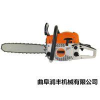 伐木电锯 伐木油锯的特点 马力的伐木锯批发