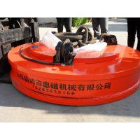 忠磁机械厂家直销MW5-180L/1系列起重电磁铁