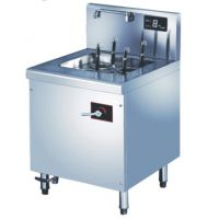 供应苏州电磁炉 四眼电磁煮面炉LWD-504