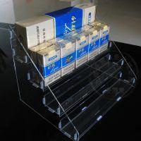 烟展示架价格 超市亚克力售烟架 便利店用化妆品口香糖面膜台式展架