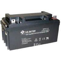 BB蓄电池BP65-12 12V65AH电池 正品直邮