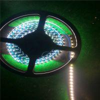 5MM宽1米120灯3528软灯带 5MM宽3528亚克力展架 导光板灯箱灯条光源