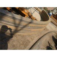 异形弯管|平盛管道(图)|农机配件用异形弯管
