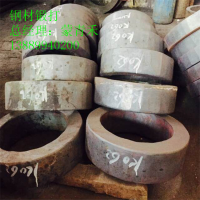 广东乐从大冶38CrMoAlA管板材锻打件加工 锻造圆形/方形/环形/轴类锻件42crmo锻打