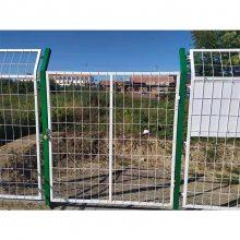 学校围墙网 锌钢护栏网图片 边框护栏网价格