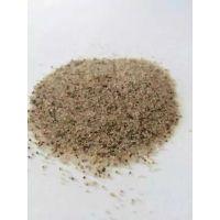 博淼厂家供应天然海砂 圆粒砂 儿童玩砂 草坪填充砂