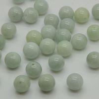 厂家直销 缅甸翡翠豆种13毫米散珠批发 DIY散件批发 66005374