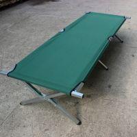 一件代发 折叠行军床便携式折叠床办公午休床 单人床陪护床沙滩床