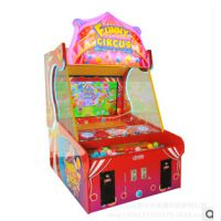 双人马戏团屏幕抛球 家庭亲子类新款游戏 日东科技新产品