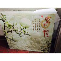 陶瓷瓷砖背景墙平板打印机 双喷头陶瓷数码打印机