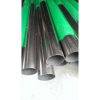 无钢印不锈钢装饰管 304优质装饰不锈钢管38*1.2mm(低价批发)