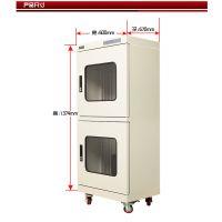 重庆湿敏元件低湿防潮柜 爱酷工业防潮箱AKS-490防静电小型车间干燥柜
