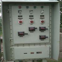 防爆配电箱 加一防爆配电箱 BXM51-5/K63XX 铝合金防爆配电箱