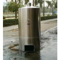 出售二手燃油,燃气热水炉50万,70万大卡