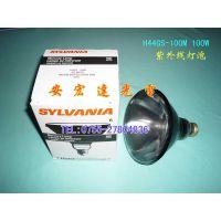 供应进口喜万年SYLVANIA H44GS-100M 100W紫外线灯泡,晒版灯泡