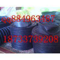 上海圆罩大量销售/鑫垚专业生产缝合式圆罩/丝杠防护罩型号