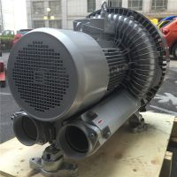 台湾环形鼓风机 2HB940-GH47 25kw负压风机 冠克除尘高压漩涡气泵 铝合金