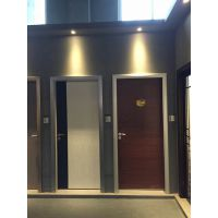 生态门批发 时尚简约风格的伊派生态门 室内门可订制