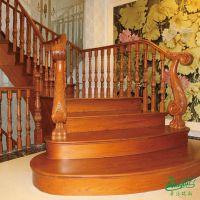普洛瑞斯实木楼梯踏步安装,实木楼梯踏板厚度