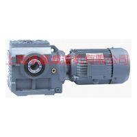 GKAT67R37-YVP0.55-4P-246-M2-270齿轮减速电机