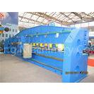 Standard adjusted speed Edge Milling Machine for steel plate , sand blasting equipment