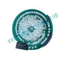 钮扣精密振动盘顶盘,广州震动盘,佛山振动盘,铝合金盘面