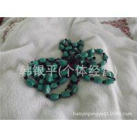 【火拼】玉器批发供应.绿松石手工编织手链  手串01