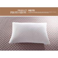 武汉批发枕头法式超细纤维羽丝绒枕头枕芯全棉面料