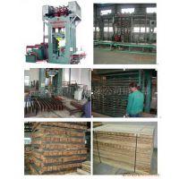 供应强化竹木集成材设备热压机冷压机-青岛国森