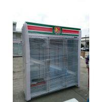 喜洋洋连锁便利店3开门饮料冰柜 一体机饮料冰箱 雅绅宝厂家