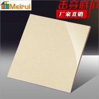 佛山瓷砖厂家 客厅防滑地砖800x800 黄色聚晶微粉砖 厂家直销瓷砖