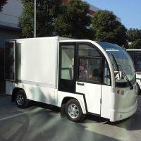 南京电动送餐车 外卖小吃车 保温厢式餐车